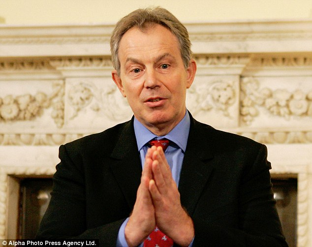 Tony Blair went much further than he would ever have been allowed to by the electorate if the true details had been known at the time