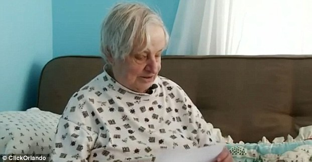 Shirley Beaver received a letter from her insurance company that said she was dead, and that it was going to cancel her coverage for her heart medication