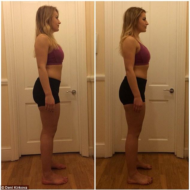 Through the diet she felt her stomach flattened yet she felt satisfied with plenty of fruit and Greek yoghurt