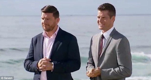 TV star: Pete appears on popular Channel Seven series My Kitchen Rules alongside French chef Manu Feildel