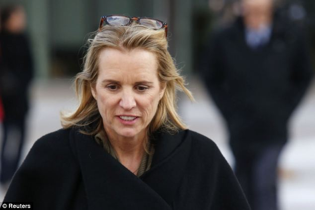 Deliberations have begun in the Kerry Kennedy drugged-driving trial, in which the activist daughter of Robert F. Kennedy faces up to a year in jail if convicted