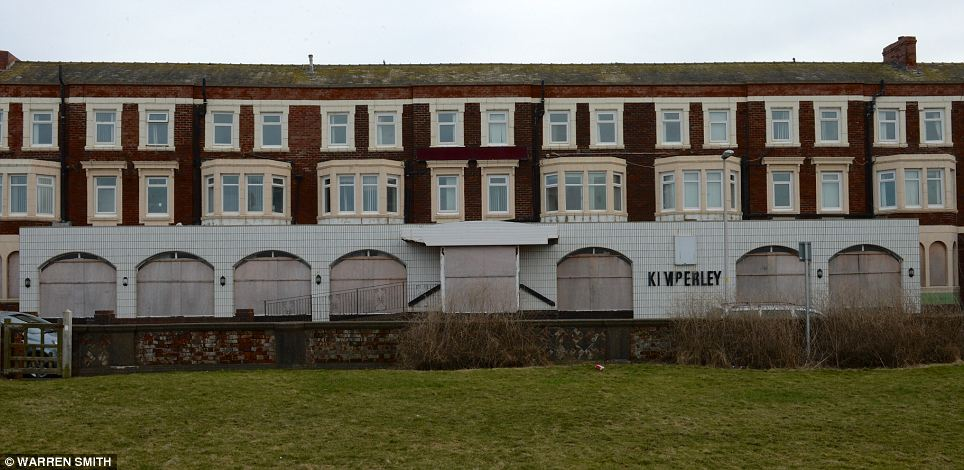 Buyer's market: Ruined hoteliers desperate to sell mean commercial property agents have 150 hotels on their books in the Lancashire resort alone