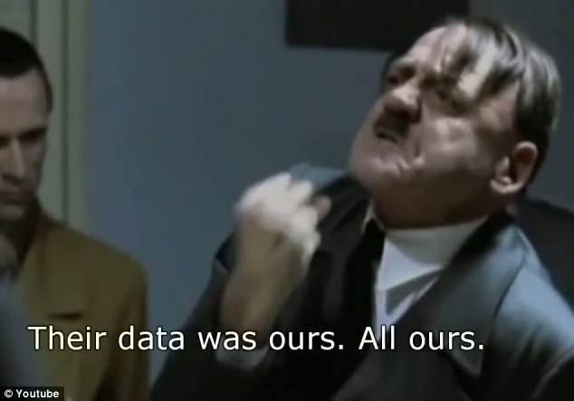 Spoof: English subtitles has been added to the famous climax scene from the German film Downfall about the last days of Hitler