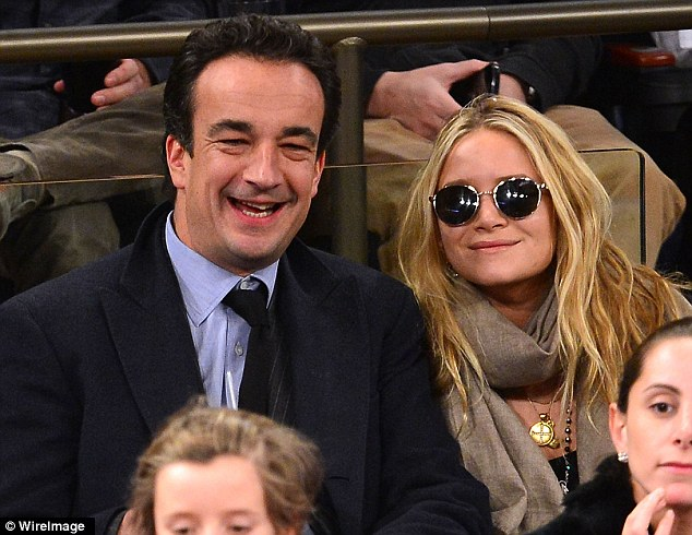 While this will be the child star's first marriage, it is Mr Sarkozy's second. He divorced his ex-wife Charlotte Bernard, with whom he has two kids, Julien, 12, and Margo, ten, in 2011