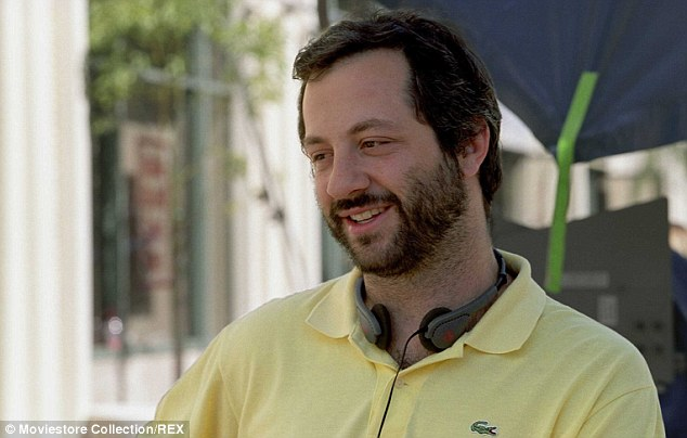 Comedic mind: Comedy film and television veteran Judd Apatow served as producer for Anchorman and the 2013 sequel