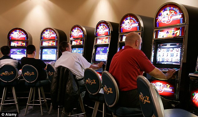 The betting machines have been accused of being highly addictive, causing people to sit at them for hours and pour money into them