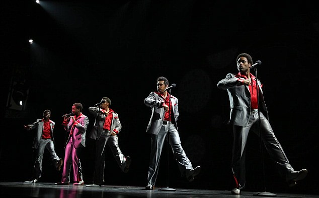 Workers inside the theater reported hearing an explosion-like bang before Motown The Musical started at 7.30pm, however the show carried on as planned