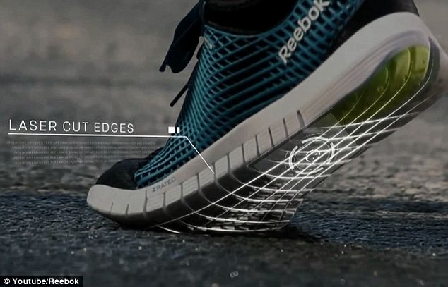New look: Reebok's new Delta shoes will focus on reaching the fitness market