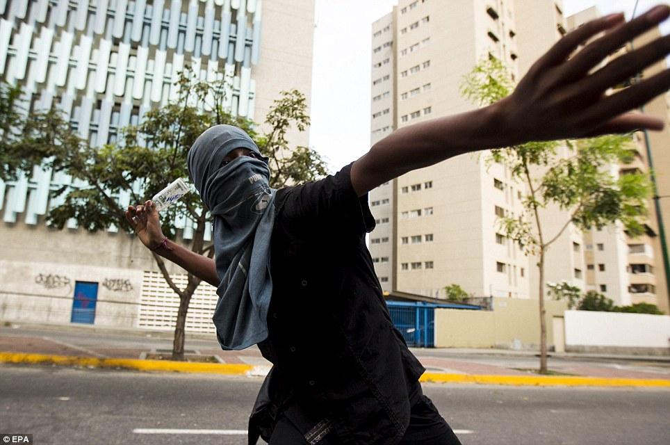 Talks: Venezuela's foreign minister will meet UN Secretary General Ban Ki-moon on Tuesday amid growing international pressure to break the deadlock