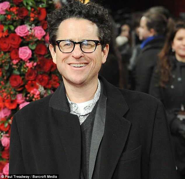 No wonder he's smiling: The Star Trek director will be the envy of his friends after buying the posh house