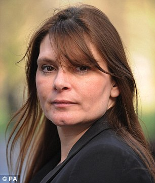 Campaign: Sarah's mother Sara lobbied for 'name and shame' laws as Whiting had abused before