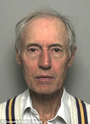 Jailed: Now 71, Michael Green had a mental breakdown after he was convicted