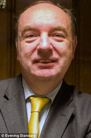 Action: Home Office minister, Norman Baker (above), is believed to have called for a full report into the laboratory's activities