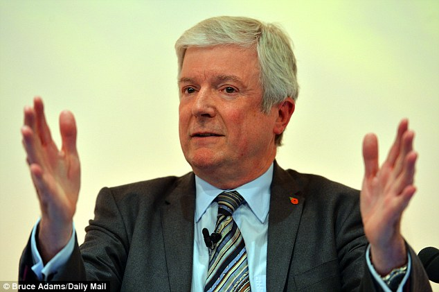 Salami slicing: Tony Hall has said he does not want cuts to happen in dribs and drabs