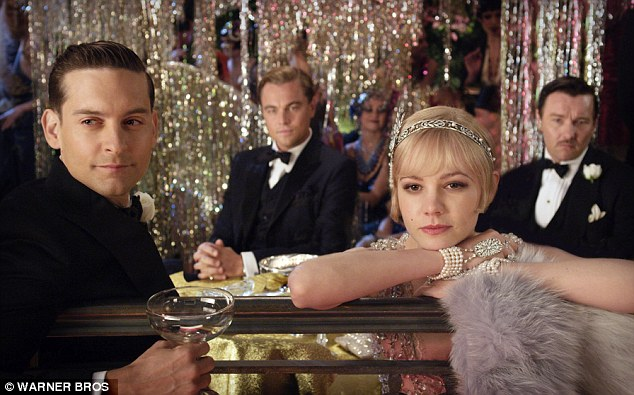 Take a look: Catherine Martin's work as seen in The Great Gatsby
