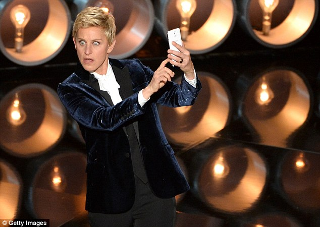 Selfie obsessed! Ellen went on a selfie spree with the likes of Meryl Streep in the star-studded audience