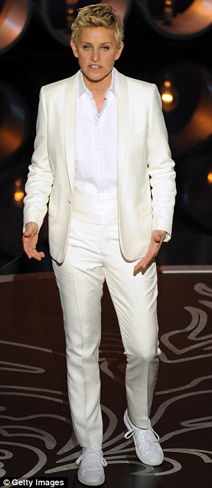 Host with the most? Ellen kept things clean for the most part of her duties and went down well with the A-List crowd