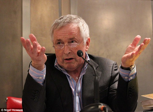 Debate: Jonathan Dimbleby has said high-brow BBC4 should merge with BBC2 because they are similar
