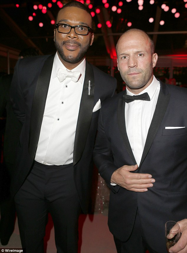 Want to be in the new Madea movie? Jason Statham chats to Tyler Perry