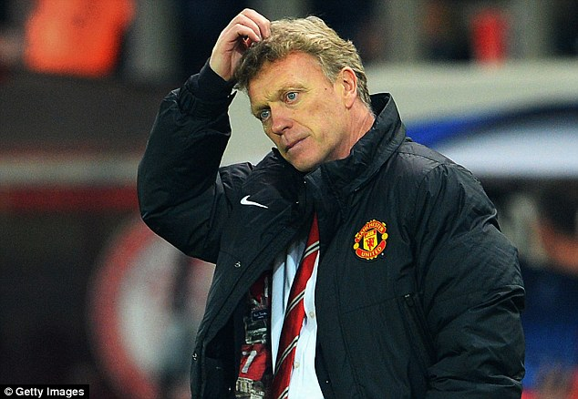 Potential headaches: United have moved a step closer to qualifying for the Europa League - but David Moyes' team could have to play half-a-season's worth of matches to lift the trophy