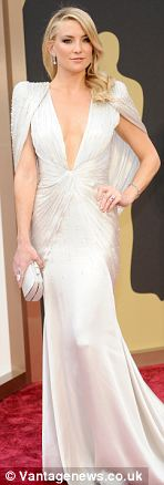Kate Hudson wearing Versace