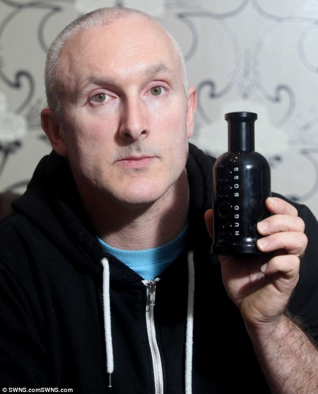 Ian Olver, 44, from Plymouth, Devon, was left needing hospital treatment after his neighbour's cat attacked him because of the aftershave he was wearing