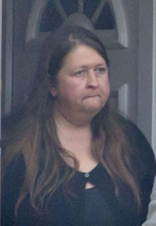 Sandra Haynes Kirkbright (pictured) could be fired for raising fears that a hospital was fiddling its death figures