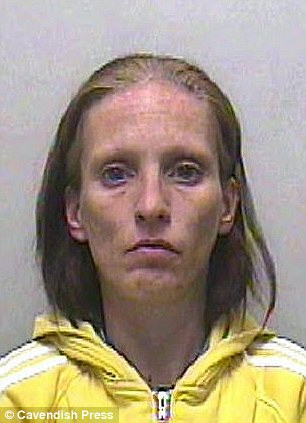 Rebecca Reeves, 34, was the head of a group of five women who targeted the elderly in the Lancashire town of Chorley