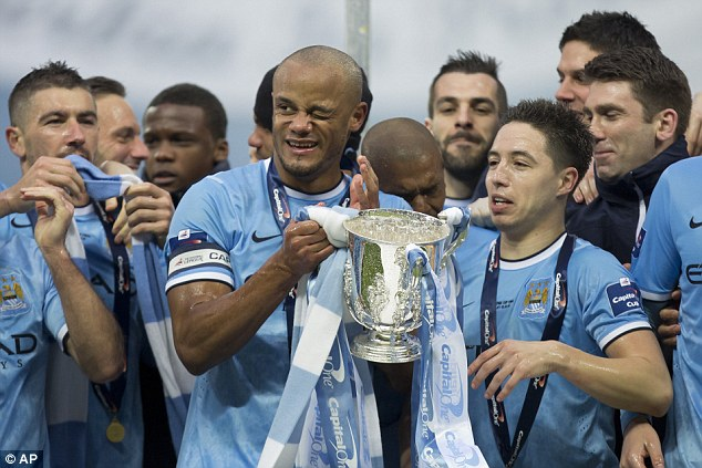 Blessing or not? Manchester City's Capital One Cup win freed up another Europa League spot
