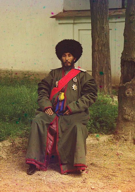 Historical Russian photos by Sergey Prokudin Gorsky
