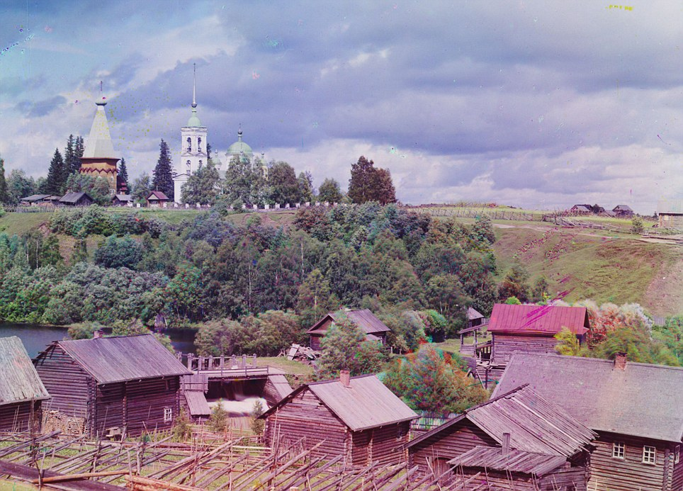 Prokudin-Gorsky was one of the most famous photographers in Russia at the beginning of the 20th century