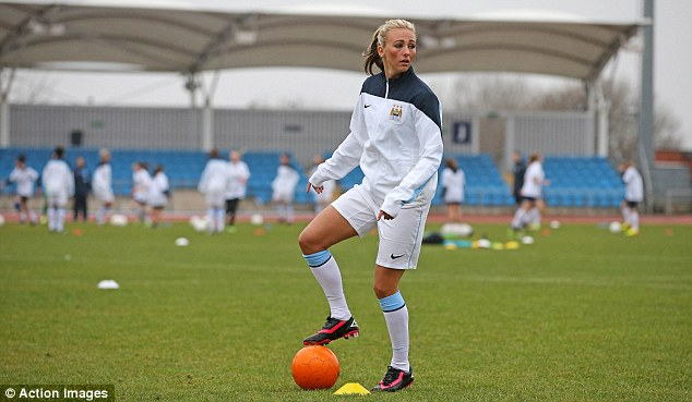 Up and coming: At just 22 Duggan is seen by many as one of England's most talented prospects