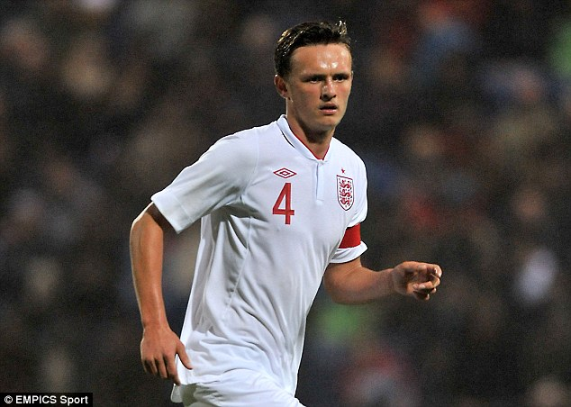 Always running: Chelsea midfielder John Swift is also in the England squad for the match in Chester