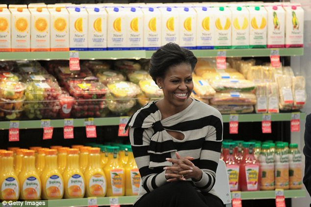 Mrs. Obama has championed healthier eating for children and turned it into her passion as first lady, but the unintended consequences of new lunch restrictions may bring another course-correction in Washington
