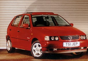 The car involved was described as a T or Y registration red Volkswagen Polo (file picture for illustration purposes only)