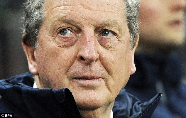 Invention: Roy Hodgson is hoping for something different from his midfielders this summer