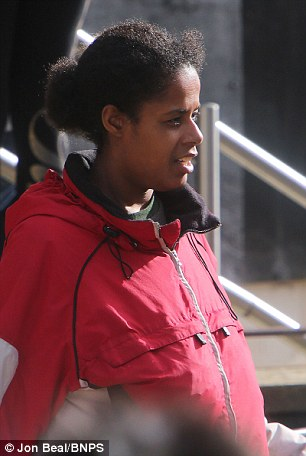 Attacker: Telicia Henry, pictured, pleaded guilty to common assault