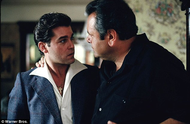 Liotta's most famous role is playing Henry Hill in the Martin Scorsese mobster epic Goodfellas