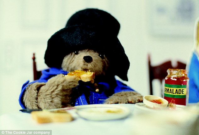 Original: The character was created by Michael Bond for a series of books and later enchanted 1970s audiences on the BBC