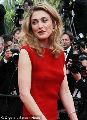 The French president was plunged into an unprecedented sex scandal after he dumped his partner, Valerie Trierweiler, for the 41-year-old actress last year.