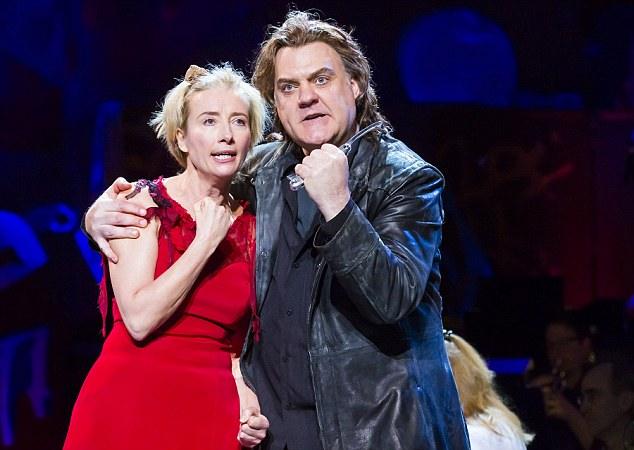 Watch out for Emma Thompson and bass-baritone Bryn Terfel, who are delivering landmark performances in a concert version of Stephen Sondheim's musical Sweeney Todd