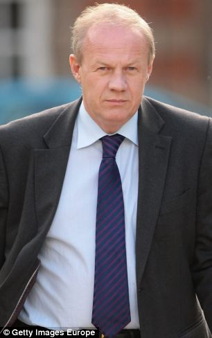 Police Minister Damian Green said the SDS was not operating within the rules and it was 'out of control by modern standards throughout its existence'