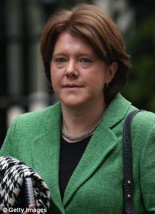 Culture Secretary Maria Miller is said to be backing watering down the law on not paying the licence fee