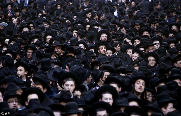 Peace and love and mitzvahs: The ultra Orthodox of Israel have recently found themselves on the wrong side of the political tides and fear their relative autonomy hangs in the balance