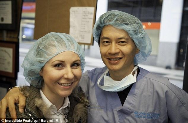 Kovalevskya loves her new eye bling and Dr.Chynn hopes to find love on Millionaire matchmaker