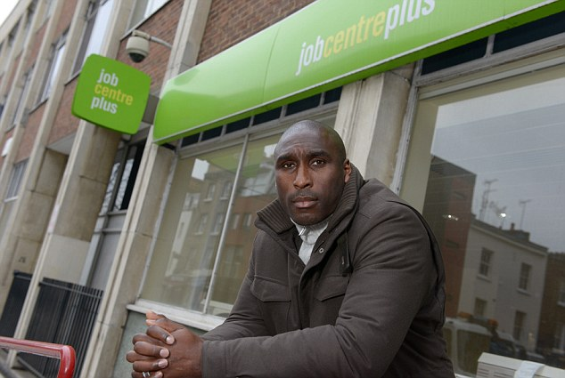 Looking for an icon: Sol Campbell was asked by Puma if he was gay. He answered 'No'