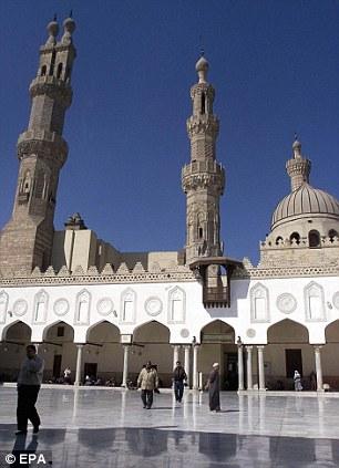 Cairo's al-Azhar mosque