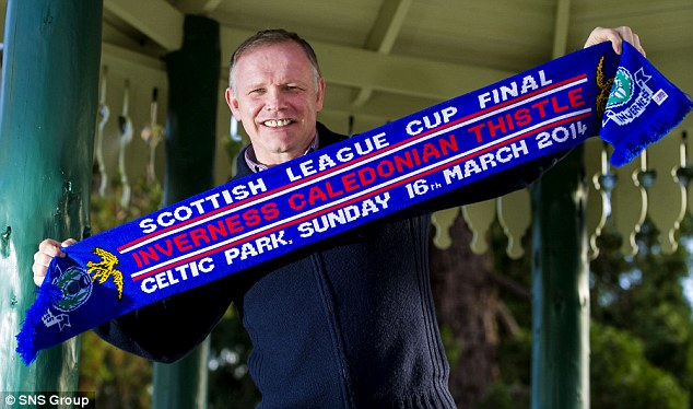 Issue: Inverness manager Hughes is not happy his side have to play against Hibs on Wednesday, while Aberdeen have a free week