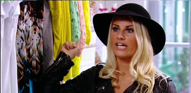 Defiant: Danielle thinks the messages can't be true as the descriptions that are given are not what she thinks of Lockie