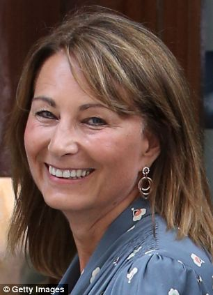 Formal Portrait: Carole Middleton